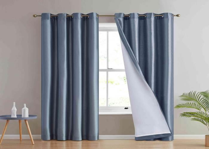 Best Silk Curtains Dubai