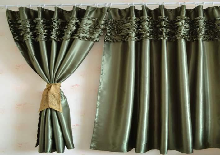 #1 Silk Curtains Dubai