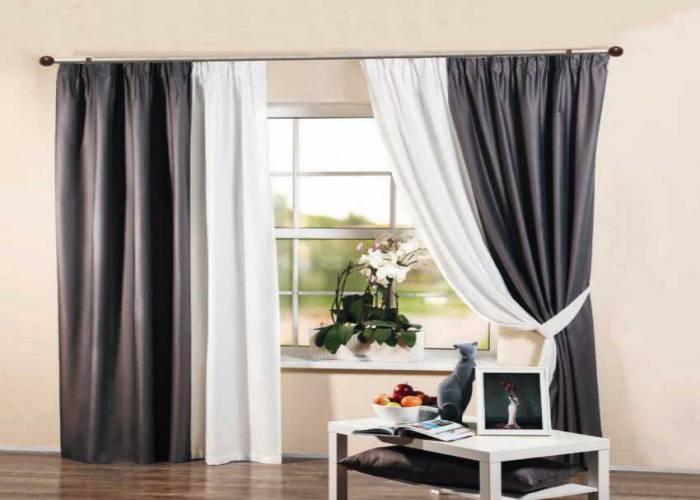High Quality Silk Curtains Dubai