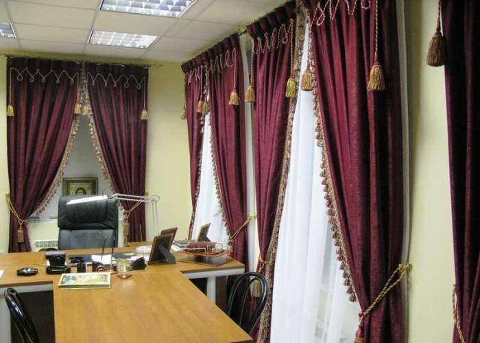 #1 Office Curtains Dubai