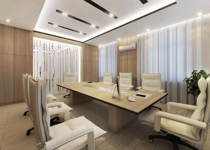 Office Curtains Dubai