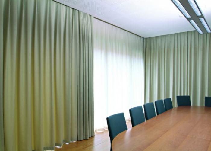 Luxury Office Curtains Dubai